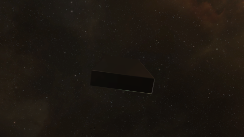 The Black Monolith (top view)