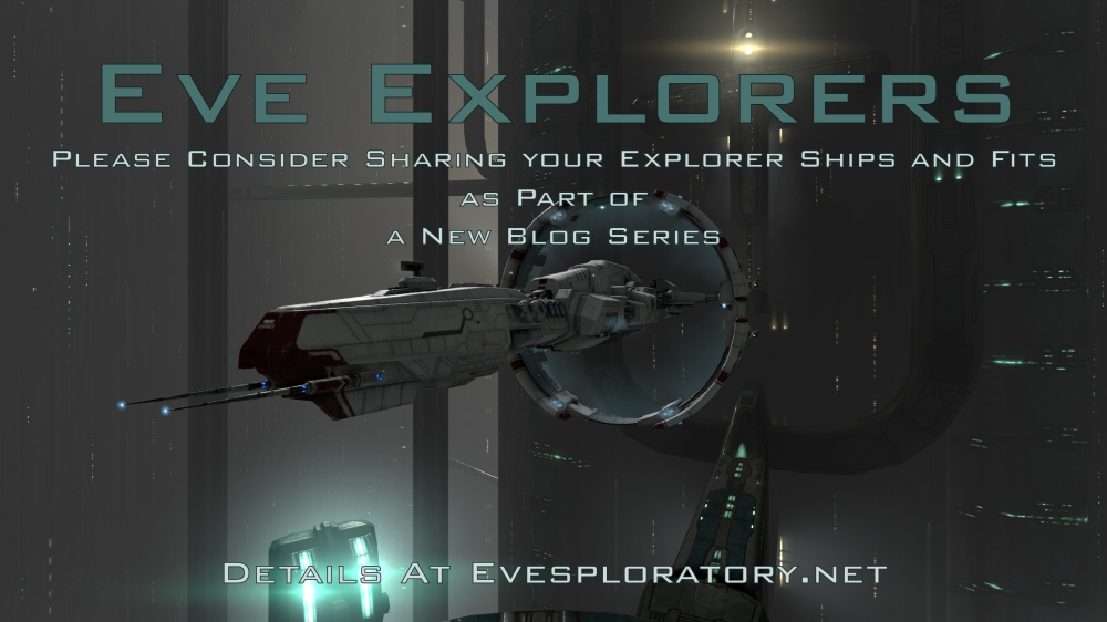 Eve Explorer Ships Series