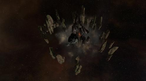 Vidette: Asteroid Temple